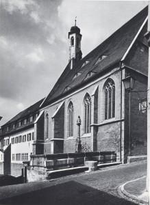 Johanniskirche vom Südosten gesehen