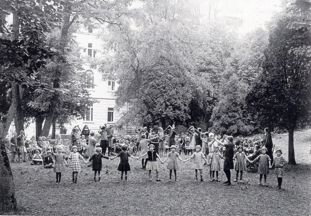 Kinderheim im Wildbad