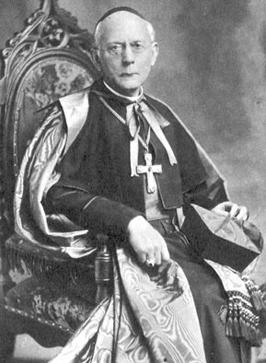 Der Erzbischof von Breslau, Bertram