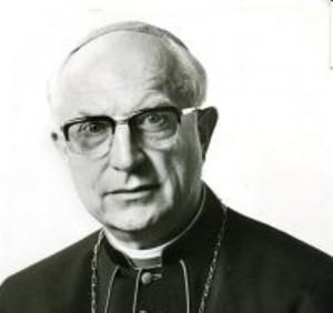 Bischof Heinrich Tenhumberg von Münster