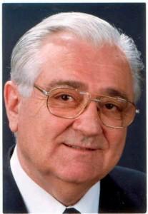 Stammapostel seit 1988: Richard Fehr
