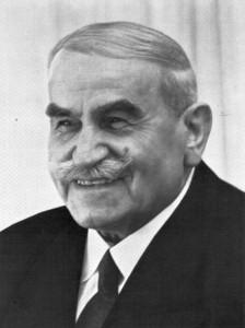 Stammapostel Johann Gottfried Bischoff (1891-1960)