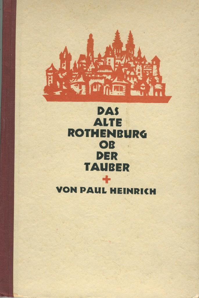 Titel des Buches von 1926