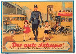 Ein Polizei-Spiel für KInder