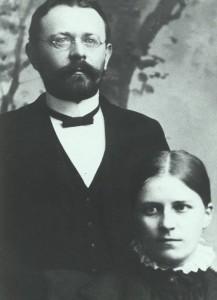 Martin Weigel mit seiner Frau