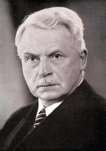 Landesbischof Hand Meiser