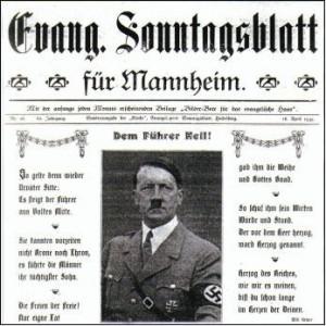Ev. Sonntagsblatt Mannheim