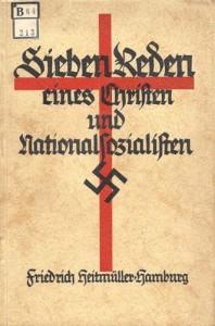Zeitgenössische Literatur zum Thema Christ und Nationalsozialist