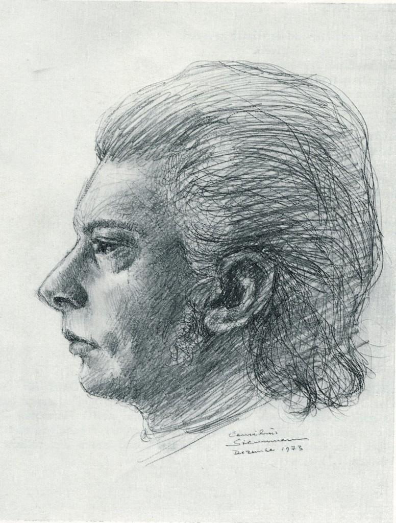 Berhanrd Doerdelmann, Zeichnung von ..... 19