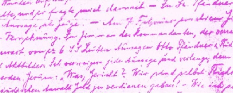 Bei Dr. Leopold Obermayer gefundene Aufzeichnungen über seinen KZ-Aufenthalt