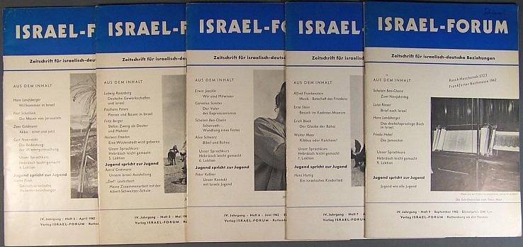 Israel-forum-hefte