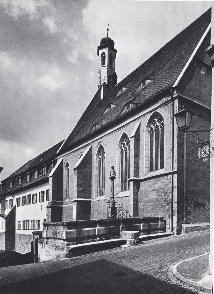 Die Rothenburger St. Johanniskirche
