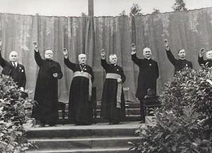 Nach dem Reichskokordat begrüßte die katholische Kirche das neue Reich