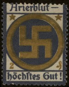 Propaganda-Marke der Nationalsozialisten