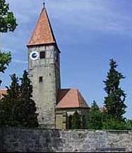 Kirche in Neusitz heute