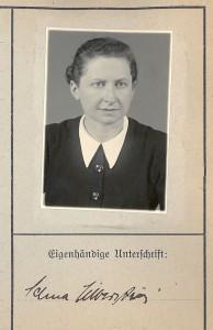 Selma Mann verheiratete Silberstein